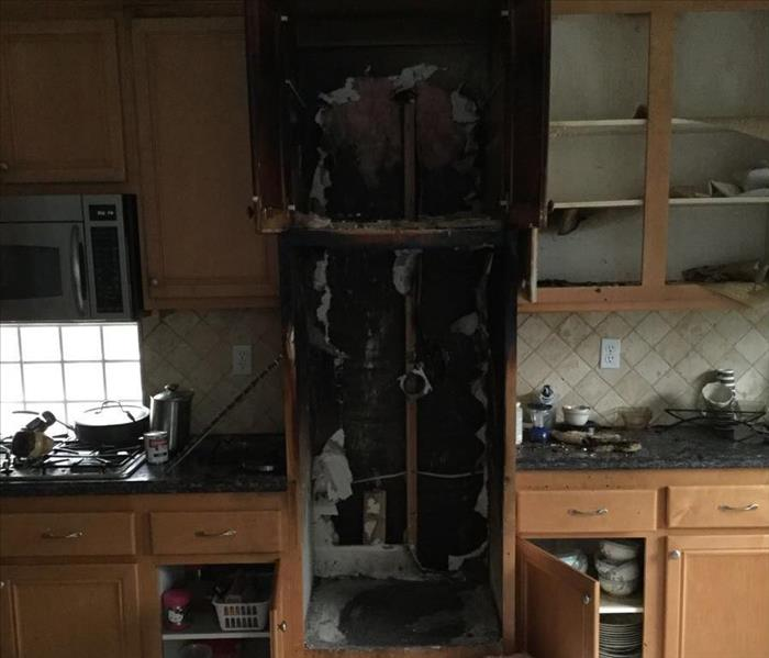 Double Oven Fire in Mission Viejo, CA
