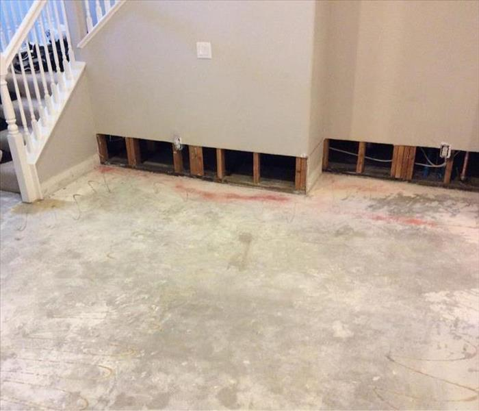 Post Water Damage in Ladera Ranch, CA