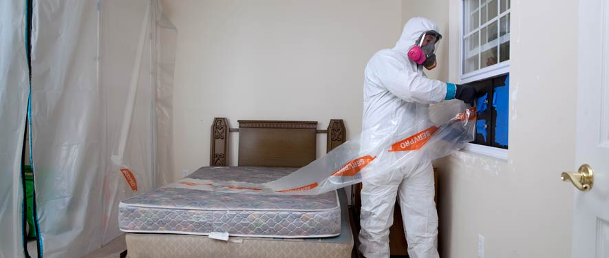 Rancho Santa Margarita, CA biohazard cleaning
